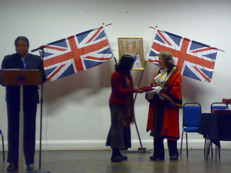 Becoming a Brit